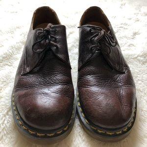 Dr. Martens Men's Brown Lace Up Shoes Size 11